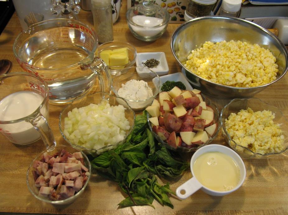 Corn Chowder America S Test Kitchen