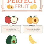 How To Pick Out Fruit (new chart from Shari's Berries)